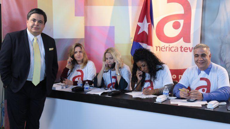 América Tevé, Humberto González y Radio Actualidad unen fuerzas con la Cruz Roja Costarricense en apoyo a cubanos varados en ese país