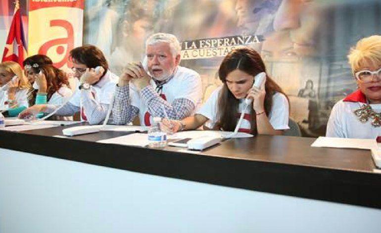 América TeVé, celebra con éxito rotundo el Teletón, #conlaesperanzaacuesta