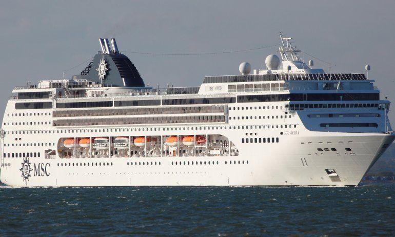 Llega al Puerto de La Habana el crucero más grande recibido hasta ahora en Cuba
