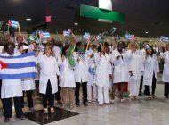 unos 1200 medicos cubanos podran entrar a ee.uu.