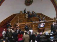 oposicion en venezuela denuncia golpe de estado contra el parlamento