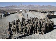 obama, obligado a reconsiderar el contingente en afganistan