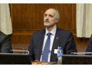 siria quiere vetar a 2 milicias en las conversaciones de paz