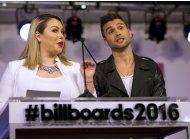 santos, iglesias, jam encabezan finalistas premios billboard