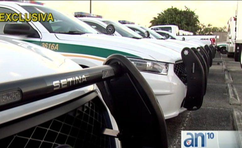 Policía de Miami Dade inicia operación para evitar robos y otros actos delictivos