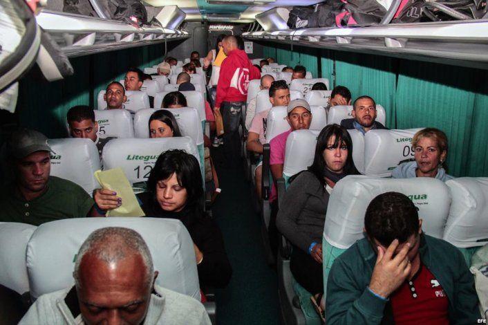 Gobierno de EEUU financió la estancia de migrantes cubanos en Costa Rica