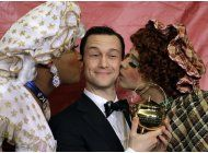 joseph gordon-levitt recibe el hasty pudding de harvard