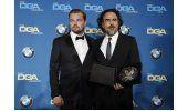 Iñárritu gana premio a dirección del Sindicato de Directores