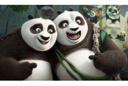 Kung Fu Panda 3 lidera en el fin de semana del Super Bowl