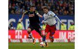 Hamburgo tiene suerte y empata 1-1 con Colonia en Bundesliga