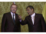 erdogan: eeuu debe elegir entre fuerzas turcas o curdas