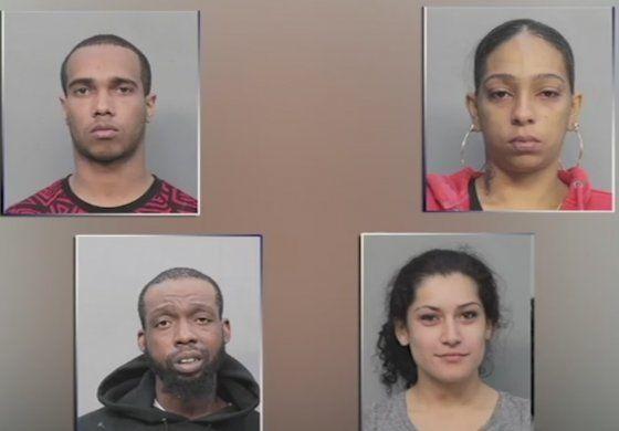 Comparecen en corte acusados de asaltar y robar a dos mujeres en la playa