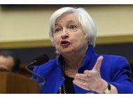yellen: fed podria frenar futuros aumentos de las tasas
