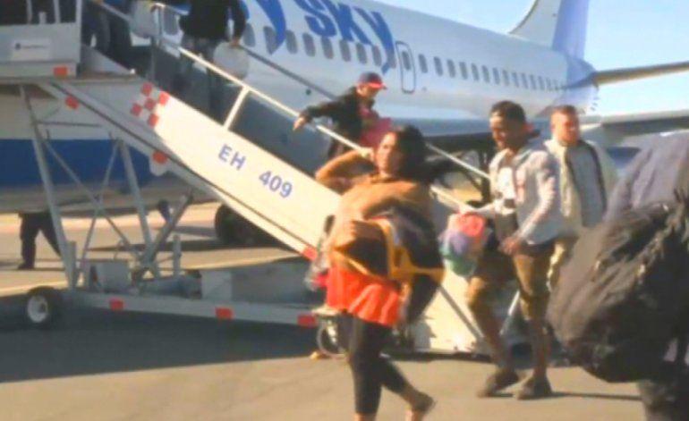 Panamá trasladará a otros 435 cubanos a México la próxima semana