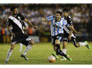 libertadores: racing vence 1-0 a puebla y avanza