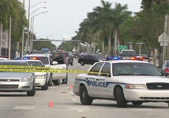 Dos escuelas de Miami se han visto involucradas en balaceras en menos de 48 horas