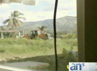 revelan imagenes de desalojo y destruccion de casa y templo evangelico en santiago de cuba
