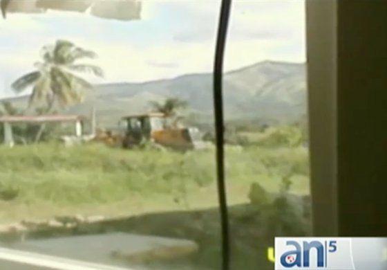 Revelan imágenes de desalojo y destrucción de casa y templo evangélico en Santiago de Cuba