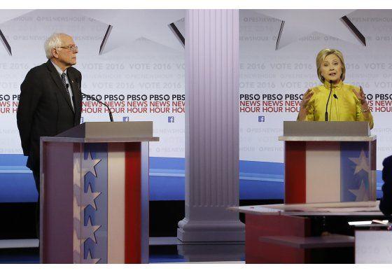 Resumen del sexto debate demócrata televisivo