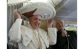 LO ULTIMO: Avión del papa entra a territorio mexicano