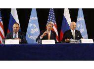 diplomaticos gestionan tregua temporaria para siria