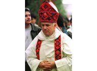 visita de papa es percibida como apoyo a curas comunitarios
