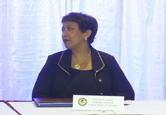 Procuradora General Loretta Lynch visita  Miami