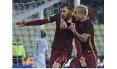 Dzeko se reencuentra con el gol y Roma vence a Carpi