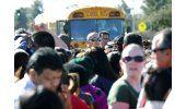 Mueren baleadas dos adolescentes en secundaria de Arizona