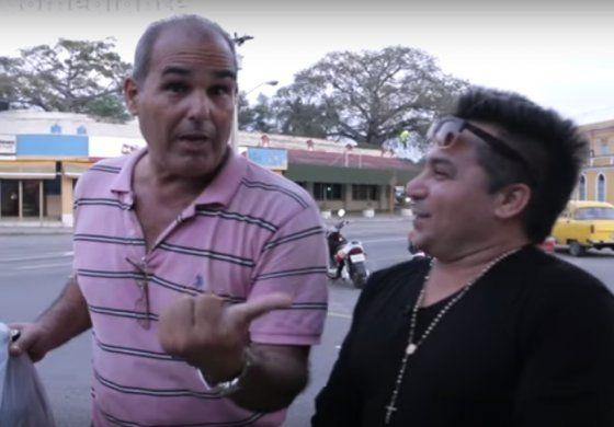 El último deseo de un cubano antes de morir - Con Robertico