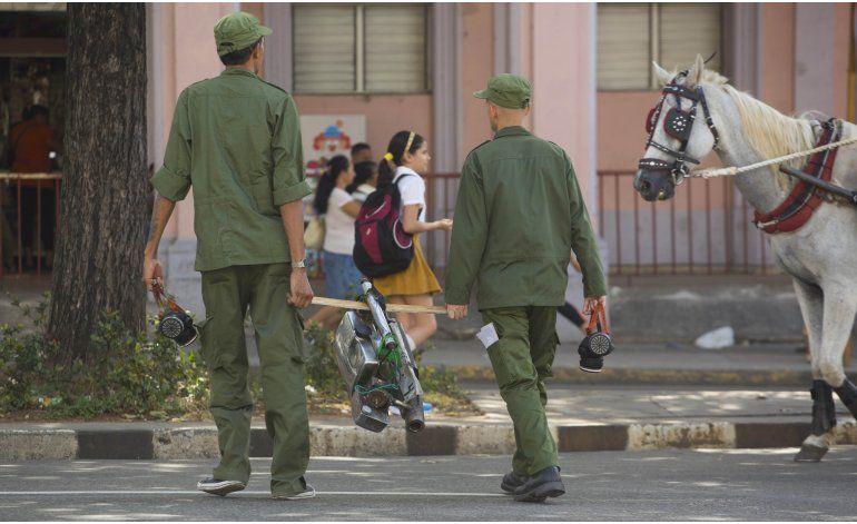 Cuba exige certificado de salud para entrar a la isla