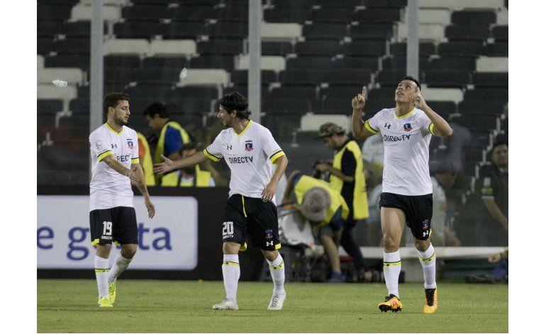 Libertadores: Colo Colo vence con lo justo a Melgar