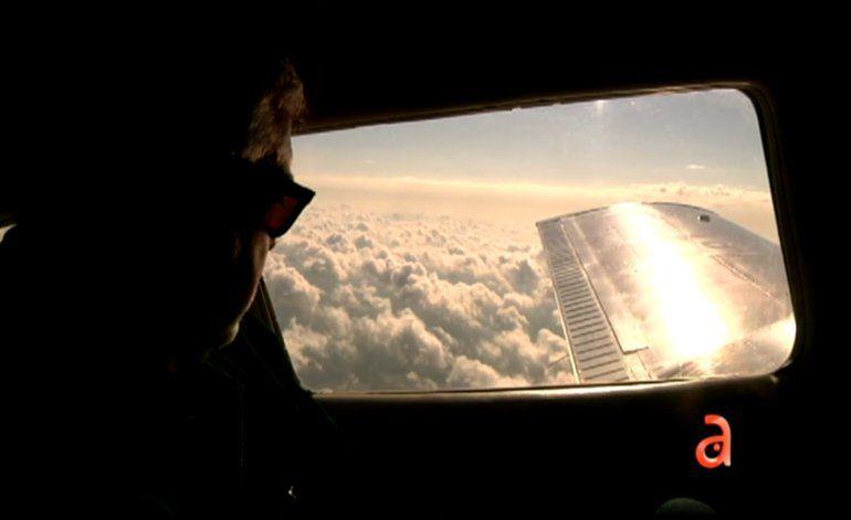 América Noticias recorre la misma trayectoria de las avionetas de Hermanos al Rescate