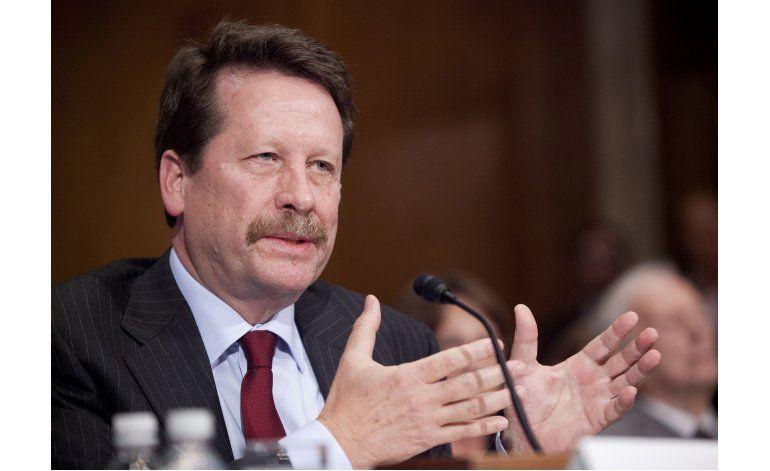 Senado confirma a Robert Califf como comisionado de la FDA