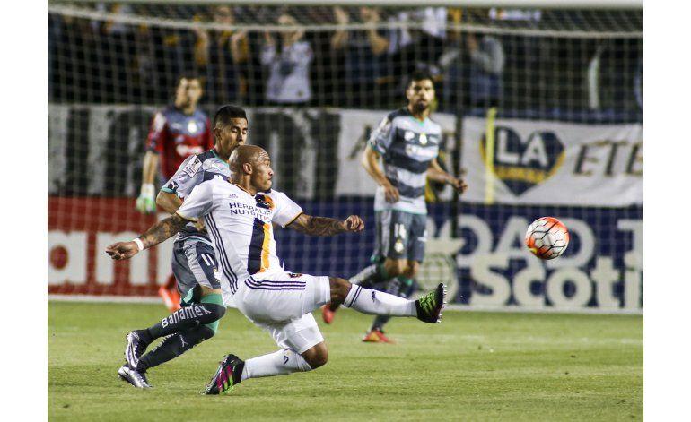 CONCACAF: De visita, Santos iguala sin goles ante Galaxy