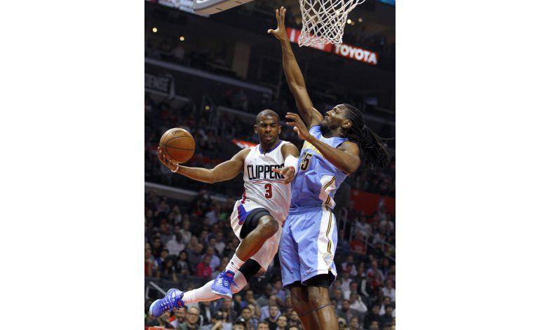 Nuggets rompen mala racha con una victoria ante Clippers