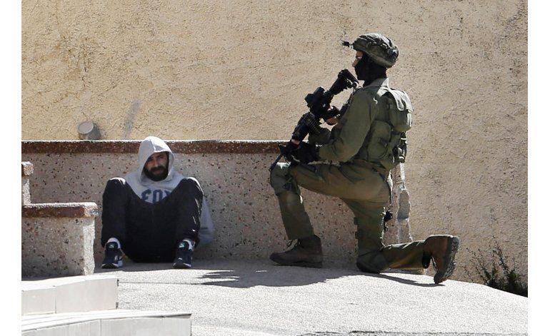Cooperación israelí pone a fuerzas palestinas en un aprieto