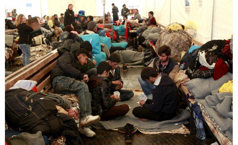 Crisis de migrantes amenaza unión de la UE