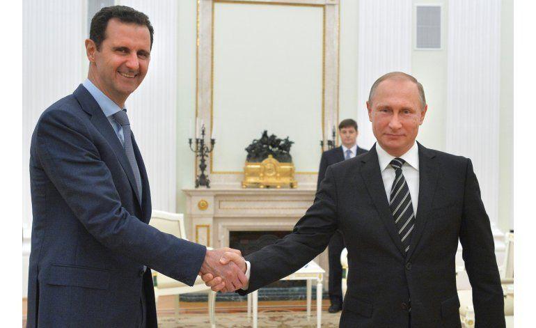 Tropas sirias arrebatan ciudad a EI en provincia de Alepo
