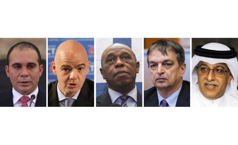 ¿Quiénes son los candidatos que buscan suceder a Blatter?