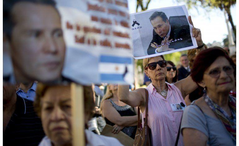 Argentina: Fiscal dice que Nisman fue asesinado