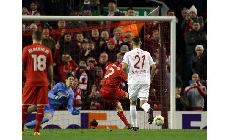 Liverpool y Man City disputan el primer trofeo de temporada