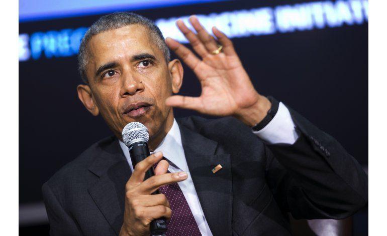 El gobierno de Obama promueve la medicina de precisión