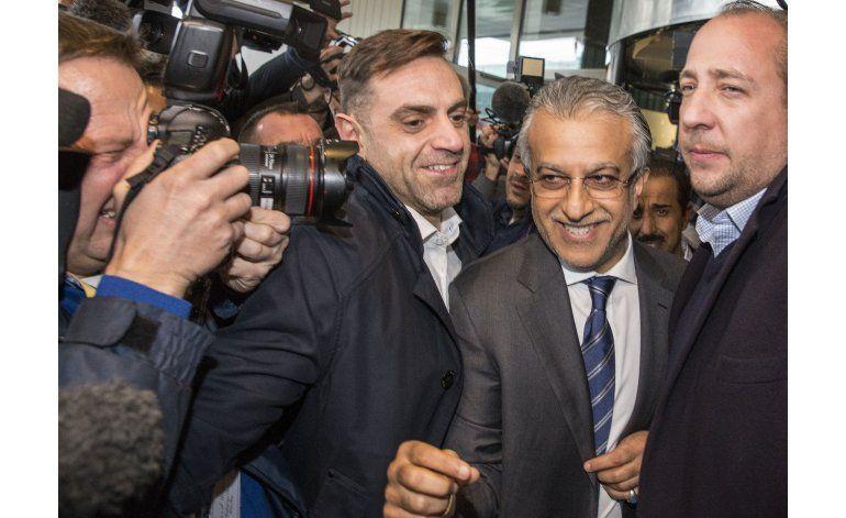FIFA: Jeque Salman, amplio favorito para elecciones