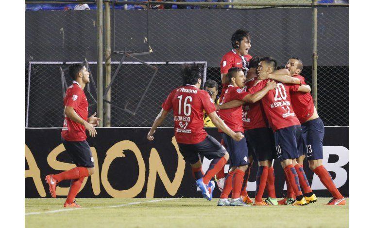 Libertadores: Cerro Porteño supera 2-1 a Cobresal