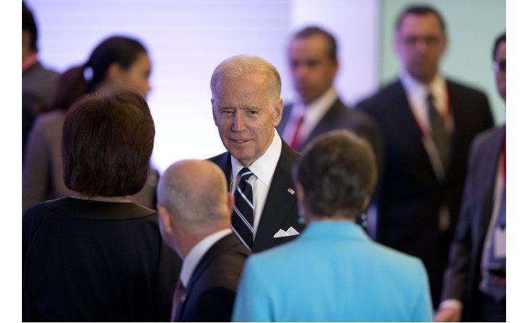 Biden: Retórica de algunos candidatos sobre México es dañina