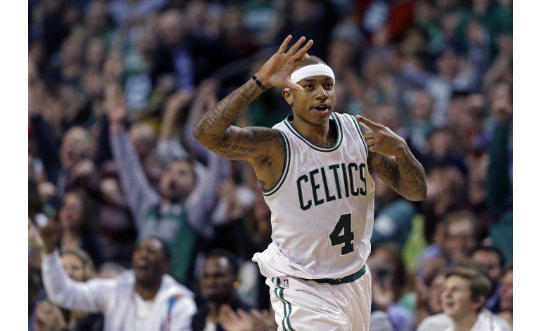 Celtics hilan 9no triunfo seguido en casa