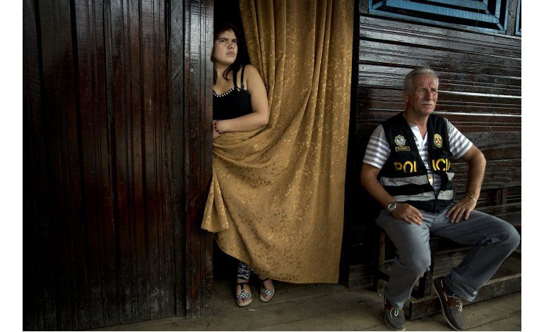AP Fotos: Destruyen 179 campamentos minería ilegal en Perú