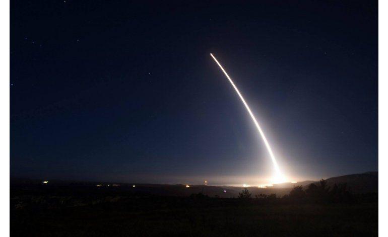 Test nuclear: El misil es el mensaje, espera el Pentágono