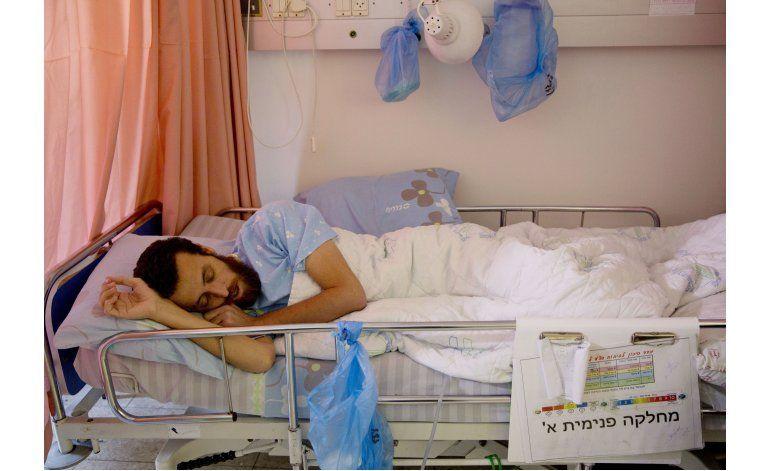 Prisionero palestino finaliza huelga de hambre de 94 días